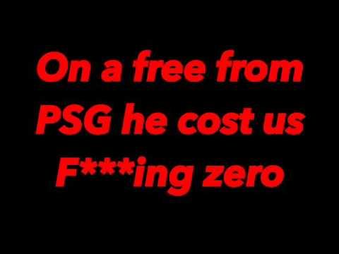 Man United's new Zlatan Ibrahimovic song | With Lyrics