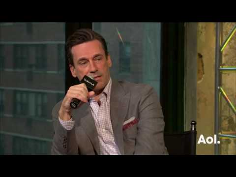 """Jon Hamm Discusses His Film, """"Keeping Up With The Joneses"""" 