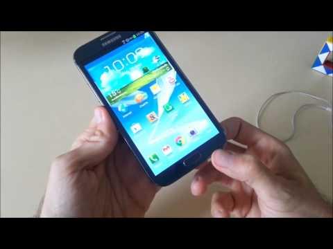 Recenzija: Samsung Galaxy Note II