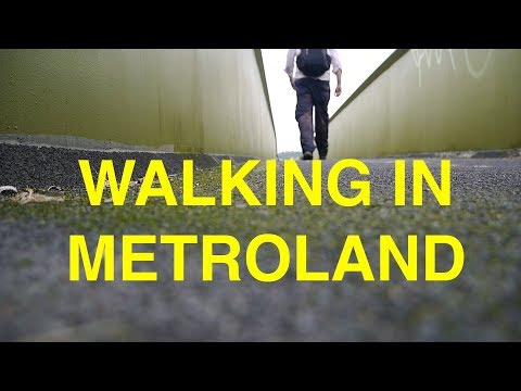 Walking the Metropolitan Line - Finchley Road to Northwood