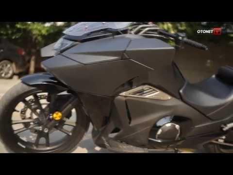 Honda NM4 Vultus, First Ride in Indonesia