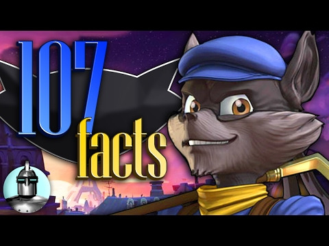 107 Sly Cooper FACTS | The Leaderboard