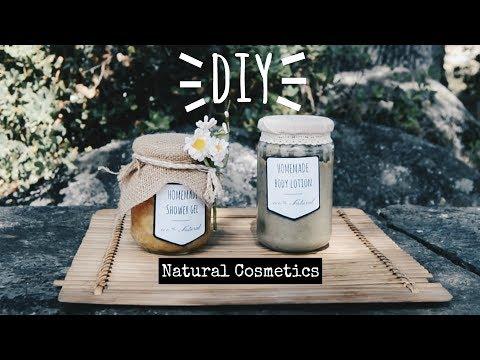 DIY Cosmetica natural: champ, mascarilla, gel y crema corporal| Monica Beneyto