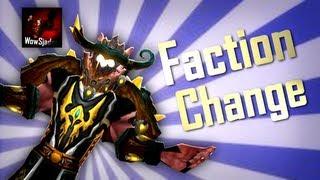Faction Change (WoW Svensk Machinima)