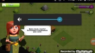 Os guerreiros de clash of clans... #1 vídeo da série