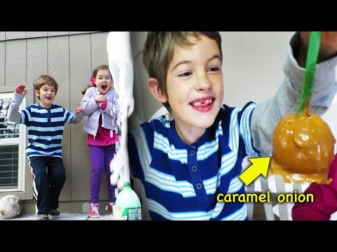 😜Pranking our Kids on April Fools Day😂