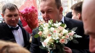 Евгений и Елена 002 Выкуп Свадьба Чебоксары 2017.03.18