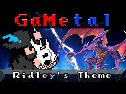 Ridley's Theme (Super Metroid) - GaMetal