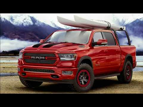 2019 The Ram 1500 FULL REVIEW : Larger Lighter & Superior Interior