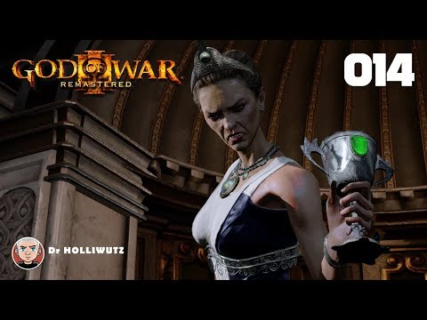 God of War 3 #014 - Die Musen weisen den Weg [PS4] Let's Play GOW3 remastered