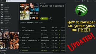 How to download ALL Spotify tracks at once directly to MP3