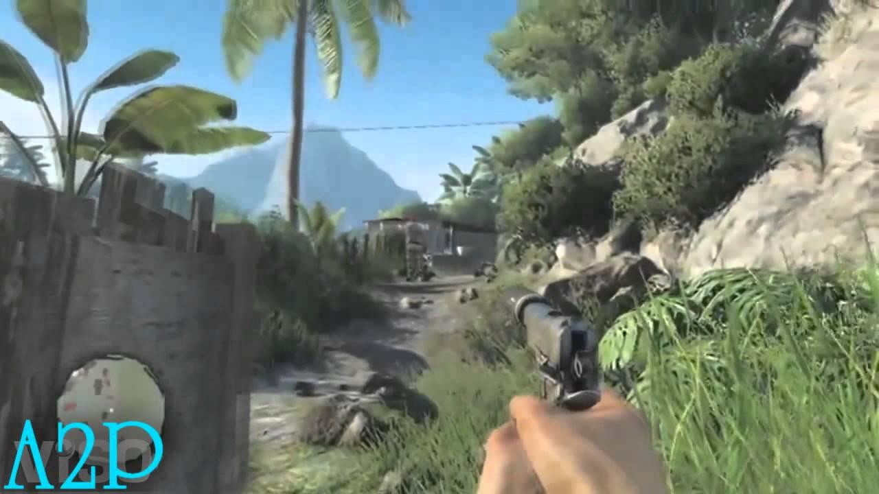 Far Cry 3 Xbox 360 Gameplay Youtube