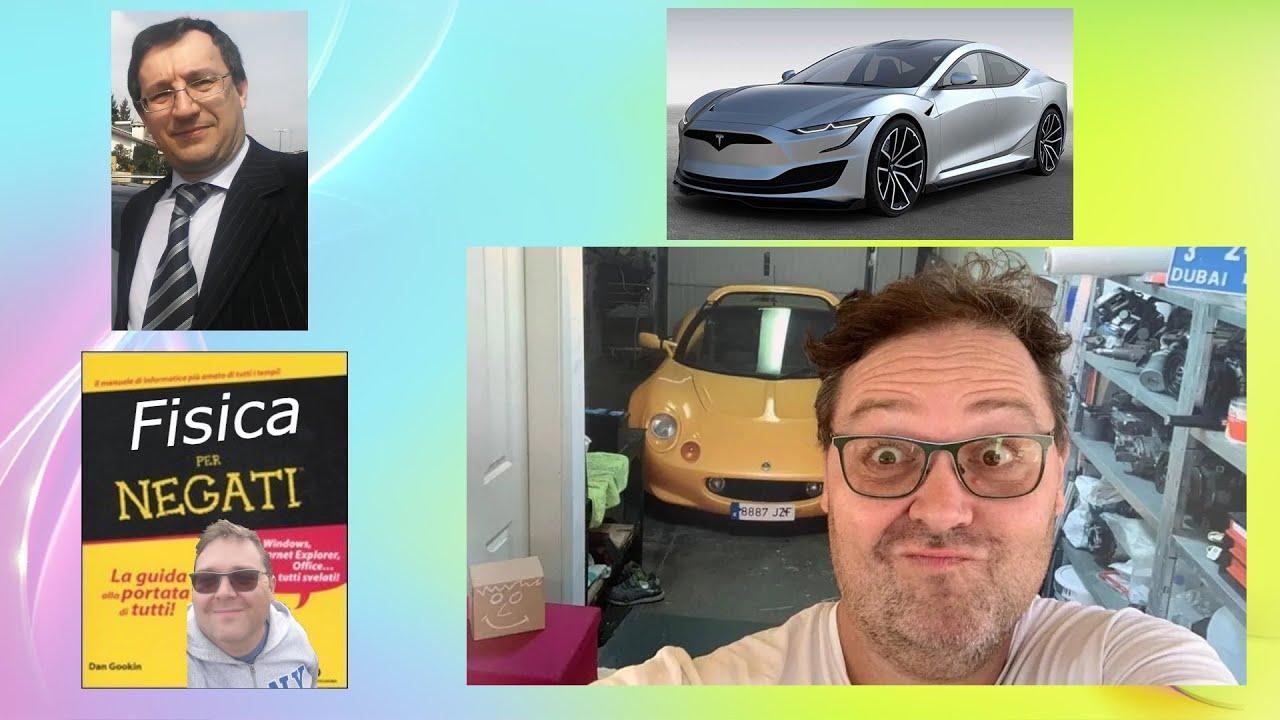 Greg Garage: il Re dei Cazzari - 3 - La nuova Tesla