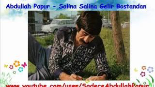 Abdullah Papur - Salina Salina Gelir Bostandan