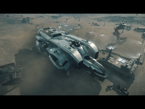 Star Citizen 3.2.2 Ship Equipment and Customization Testing :D