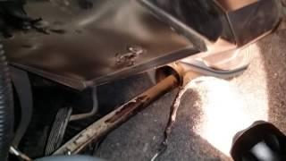 Ланос, Сенс - подение радиатора печки(, 2016-11-18T18:19:42.000Z)