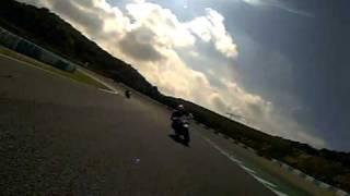 Sergiqu Circuito Jerez GSXR 27 02 11 Tanda 4 Camara Trasera