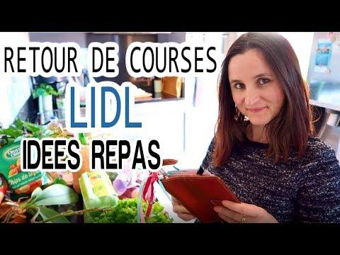 retour-de-courses-lidl-et-idees-repas-du-soir-!-|-little-béné