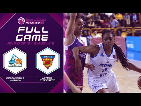 Perfumerias Avenida v Artego Bydgoszcz - Full Game - EuroCup Women 2019