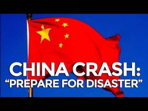 "China Crash: ""Prepare For Disaster"" Mike Maloney's Daily News Brief"