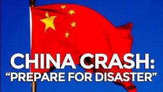 "China Crash: ""Prepare For Disaster"" Mike Maloney"
