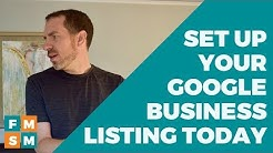How To Set Up Google Business Listings (For Free!)