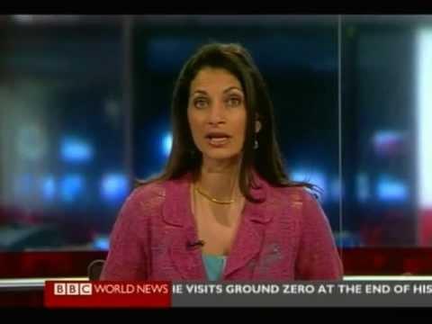 BBC World News with Nisha Pillai