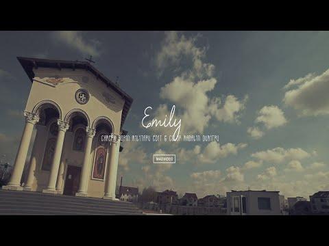 Filmare botez Emily