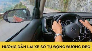 Nguyên tắc lái xe số tự động - Xuống dốc đường đèo, không bị mất phanh | Autodaily