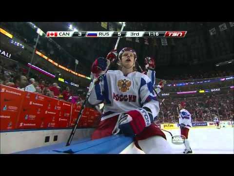 World Juniors - Gold: Russia vs. Canada 1/5/11