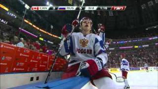 World Juniors - Gold: Russia vs. Canada 1/5/11