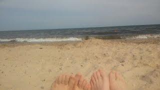 видео Отдых в г. Светлогорске на Балтийском море: весной и летом