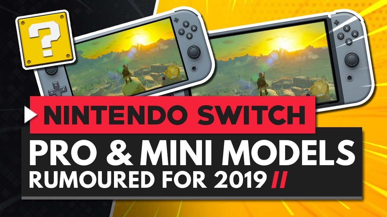 New switch model