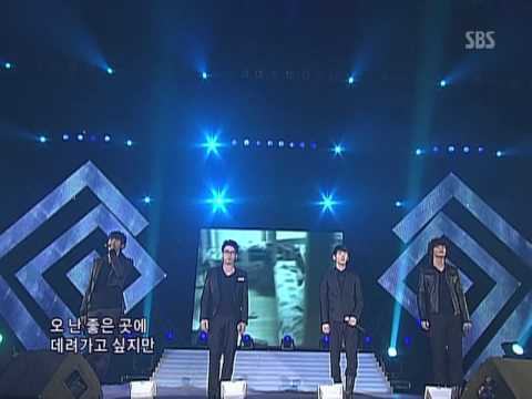 2AM  This song  A friend Confession @ Super concert