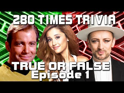 18 True or False General Trivia Questions, Television Sports Music History