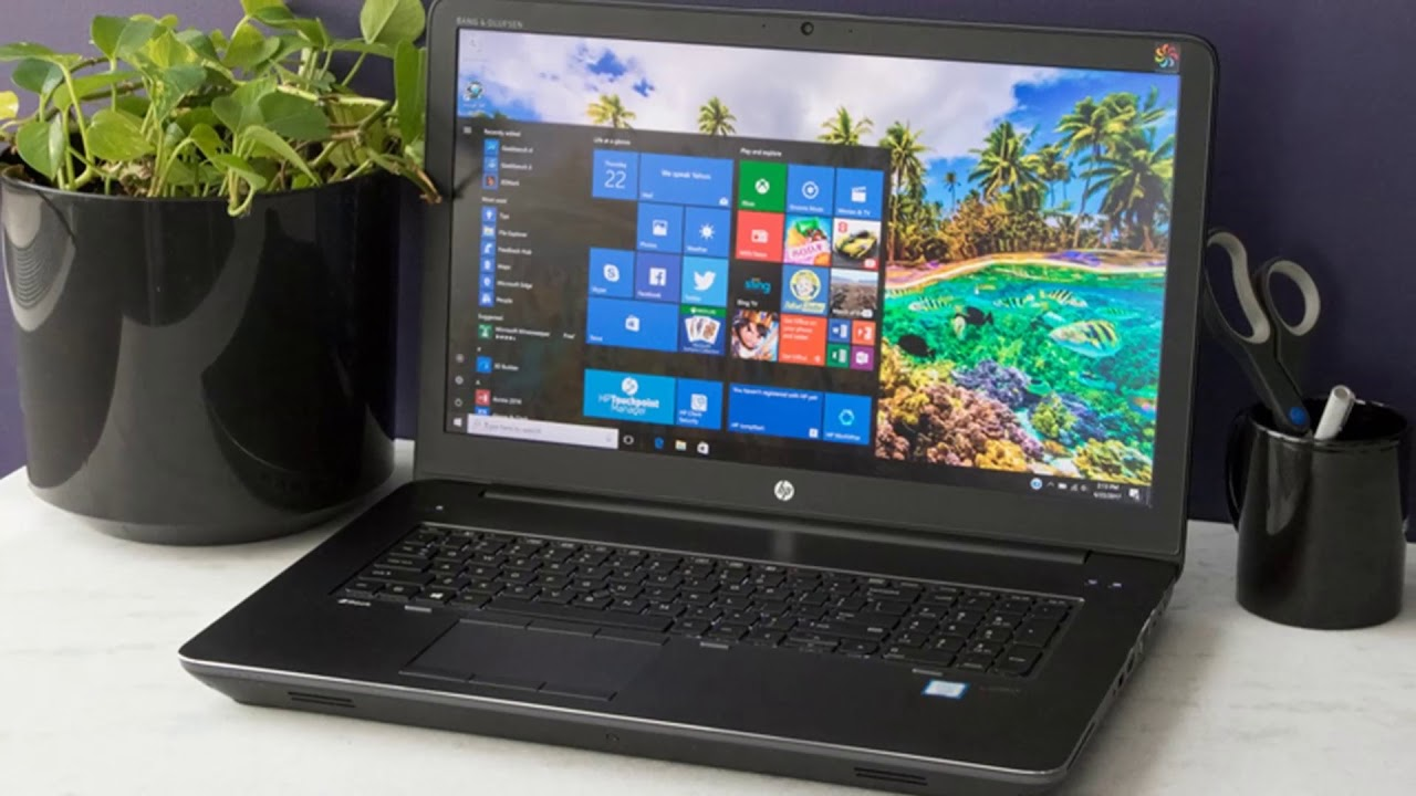 zbook 17 g5 review
