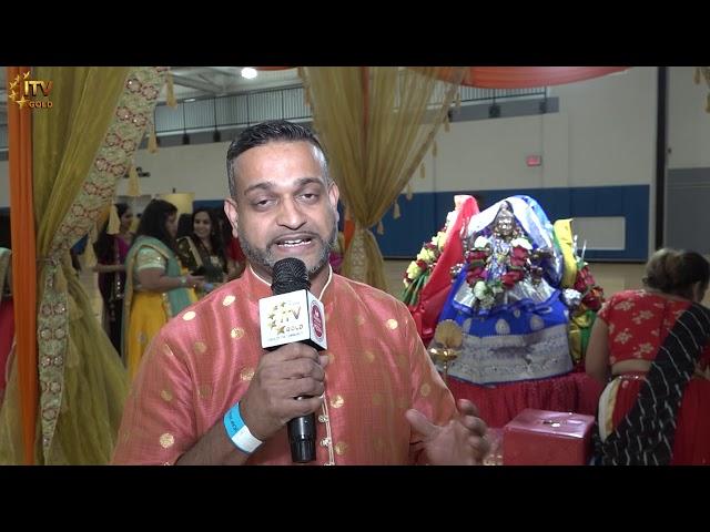 Indian Cultural Association of Pennsylvania Hosts Navratri Garba 2019 - Bensalem