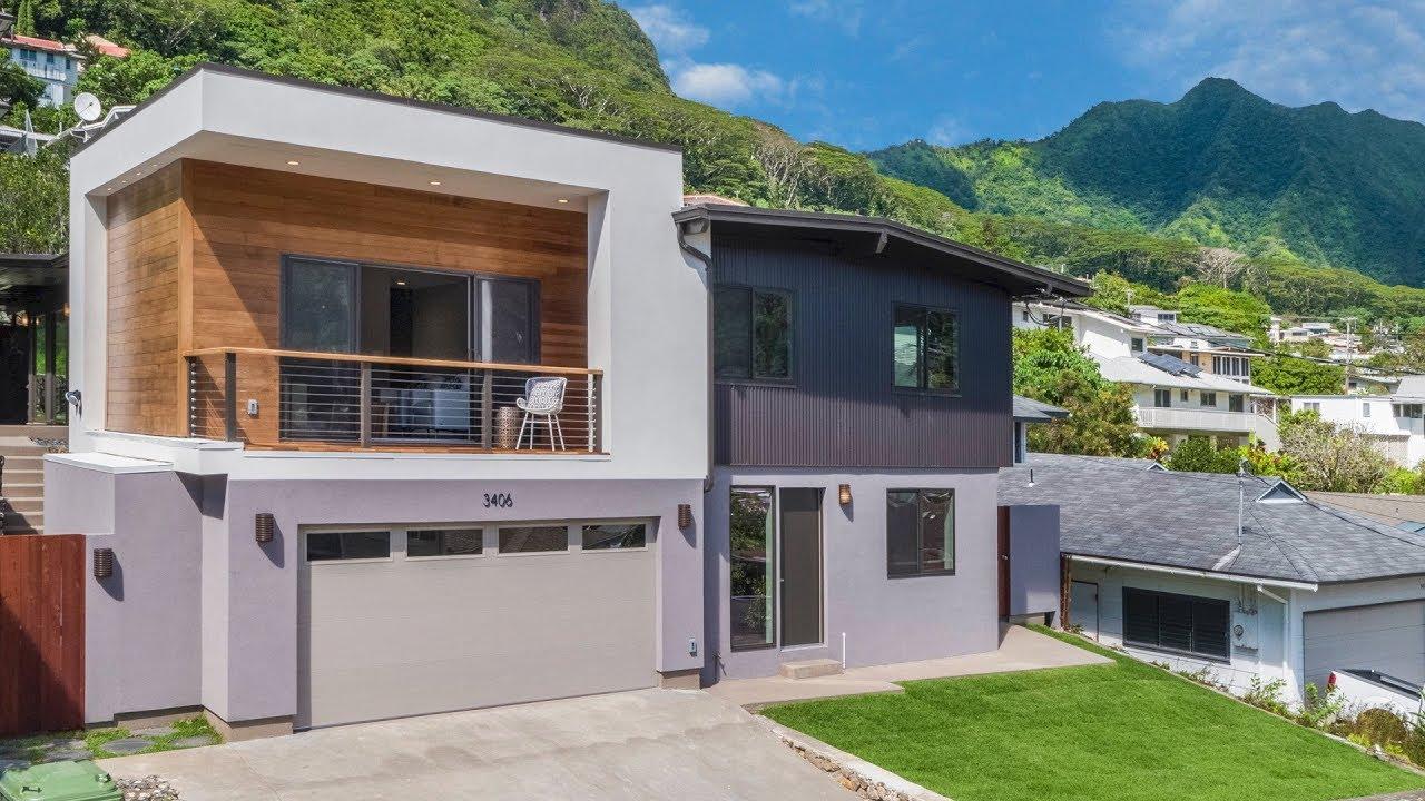 Manoa Luxury Homes For Sale | 3406 Loulu Road, Honolulu, Hawaii 96822
