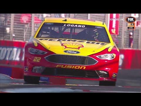 2018 Gold Coast 600 V8 Supercars - Scott McLaughlin drives NASCAR at Gold Coast 600