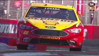 2018 Gold Coast 600 V8 Supercars - Scott McLaughlin drives NASCAR at Gold Coast 600