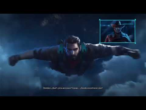 Sky fortress: Just cause 3 #1 |