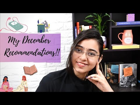 December Recommendations of Movies, Books, Podcasts and more! You Will Love These!