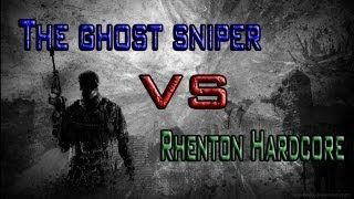 The ghost sniper VS Rhenton Hardcore (Mw3 competitivo)