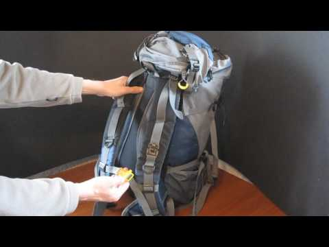 купить Рюкзак Для Путешествий 33 Л. На Молнии