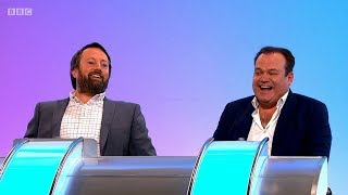 Baby Spice and Excrements on Would I Lie to You? [HD][CC-EN,NL]