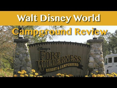 Walt Disney World's Fort Wilderness Resort and Campground Tips