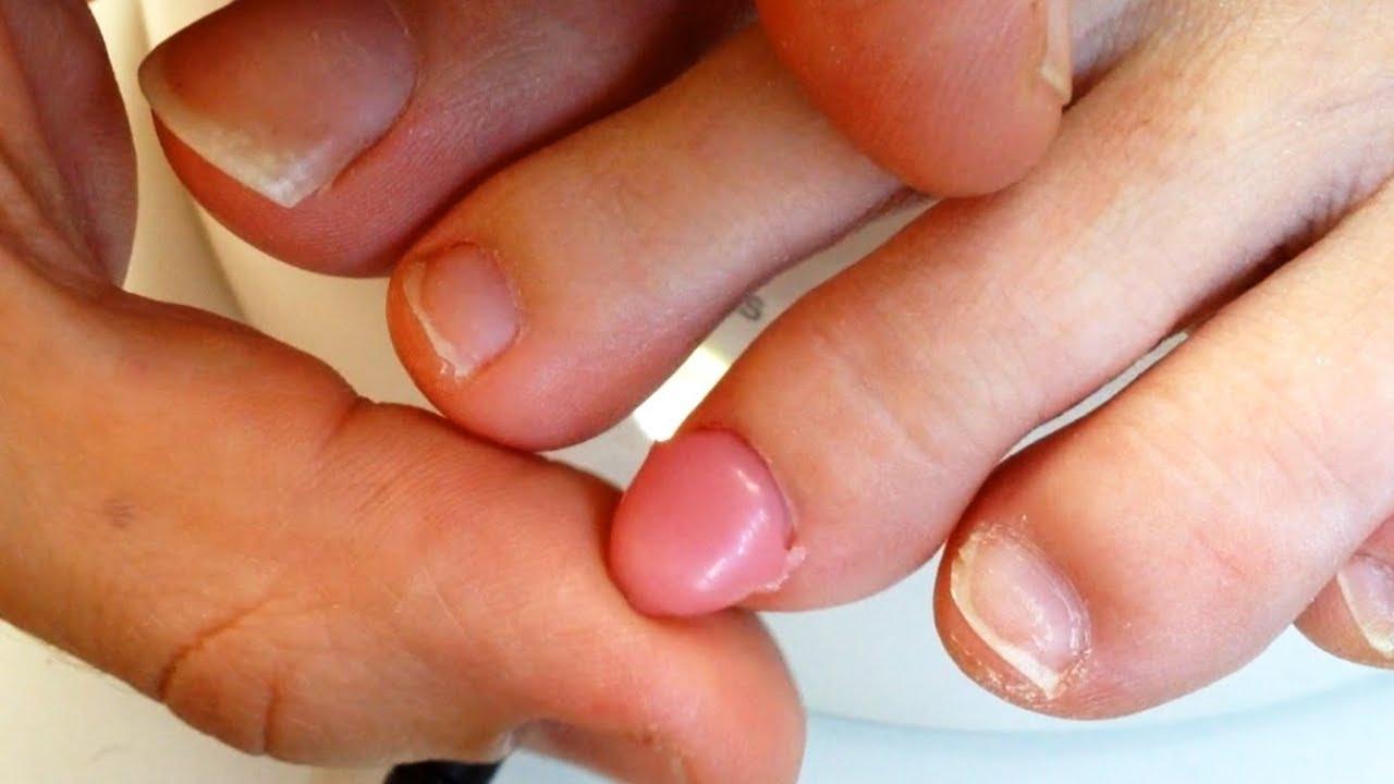Pedicure Toe Nail Tutorial Beauty Hacks And Nail Education Of