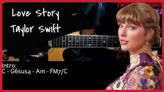 Love story - taylor swift guitar coverguitar tutorial: https://youtu.be/zlm2hpd4ztc#twofacedmanx#lovestory#taylorswiftspecial thanks to mr. jason rey pedre...