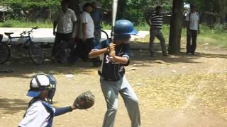Baseball infantil Somotillo INAC