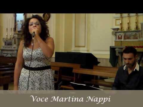 Mi affido a te - Martina Nappi voce, Mario Nappi tastiera